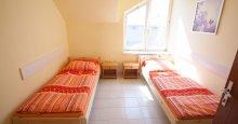 2-lôžková izba na poschodí